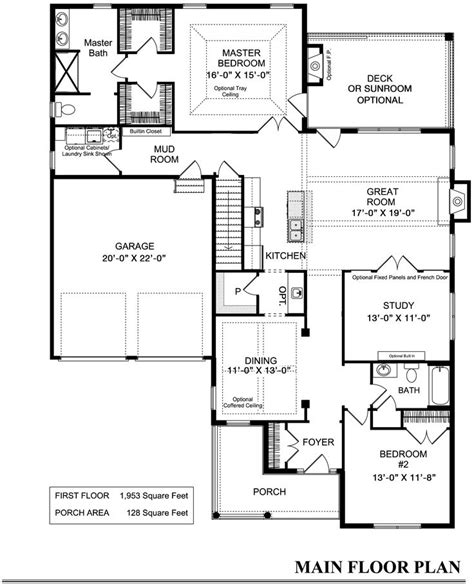 craftsman home plans 2000 square feet 17 best images about 1 500 2 000 sq ft on pinterest