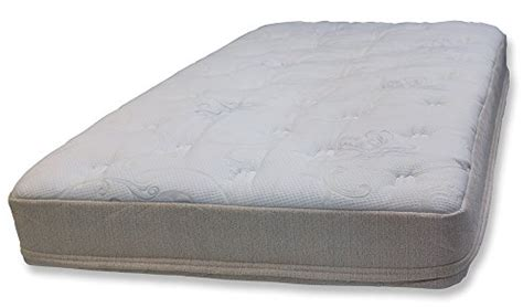 Rv Mattress Cover by Rv Premier Memory Foam Bunk Mattress With Plush Quilted