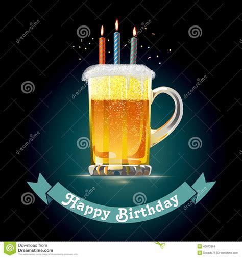 imagenes de feliz cumpleaños con cerveza tarjeta del feliz cumplea 241 os para una persona que ama la