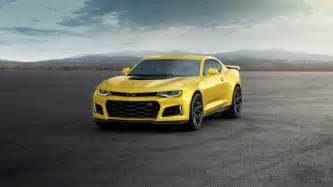 yellow camaro zl1 new car 2017 bright yellow chevrolet camaro 2dr cpe zl1
