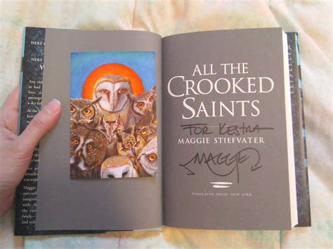 all the crooked saints maggie stiefvater is awesome kestra pingree