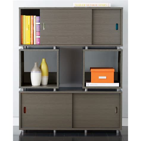 Driftwood Vario Console Stacker Solution The Container Container Store Shelving