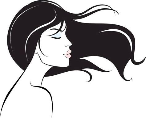 Haircut Silhouette Clip Art (33 )