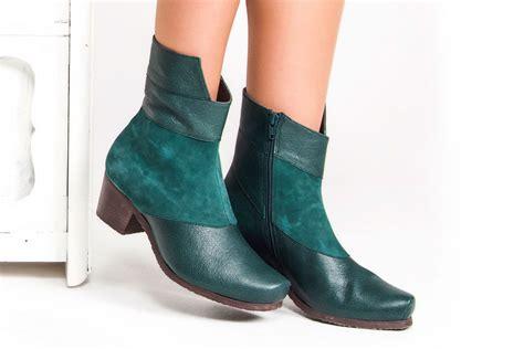 buro zapatos botas ecologicas musgo buro malaquita