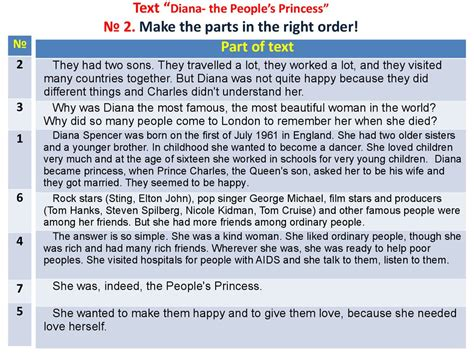 biography text presentation the famous british people online presentation