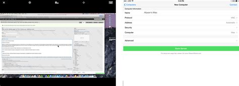 best vnc for mac best remote desktop apps for access your mac or pc