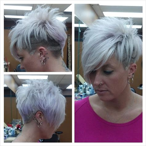 hairstyles grey hair funky 29 cool short hairstyles for women 2015 pretty designs