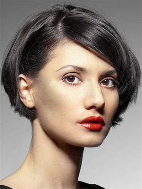 god cuts for fine hair no bangs 25 best ideas about very short bob on pinterest super