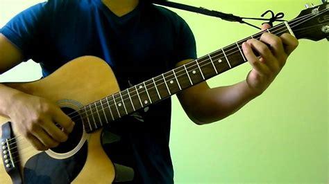 tutorial gitar fix you fix you coldplay easy guitar tutorial no capo chords