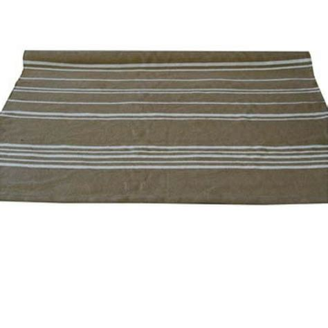 white striped rug striped rug taupe white the one day house