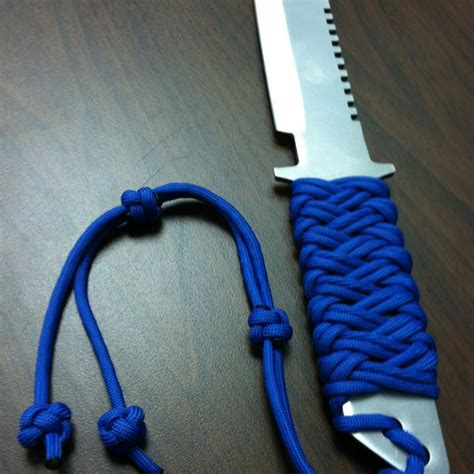 paracord wrapping  knife handle macrame paracord knife handle paracord knife paracord