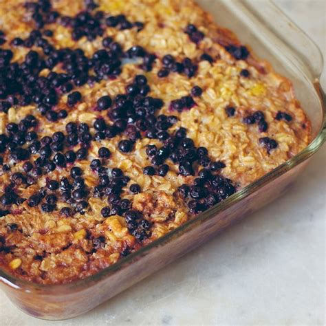 best baked oatmeal recipe baked oatmeal recipe epicurious