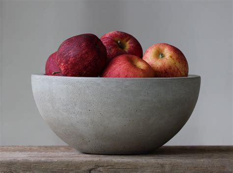 fruit bowls concrete fruit bowl 10
