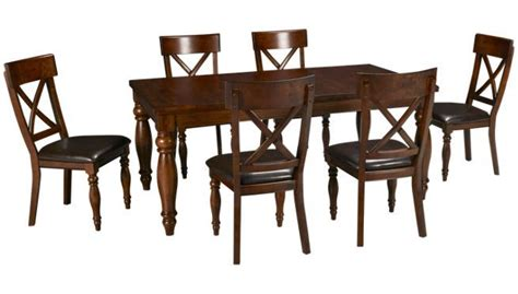 dining room sets jordans intercon kingston 7 piece dining set jordan s