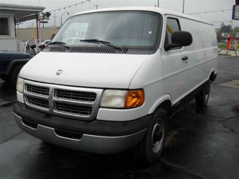 airbag deployment 1999 dodge ram van 2500 auto manual 1999 dodge ram van 2500 maxi 3dr cargo van extended wyandotte mi