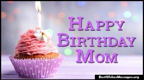 #100 Best Happy Birthday Wishes, Messages, Quotes for Mom