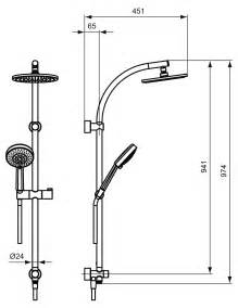 jado products jes shower system a4774 technical