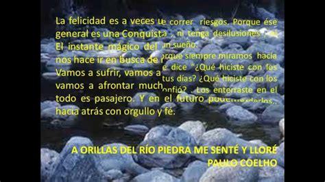 a orillas del rio 0062514628 a orillas del r 237 o piedra me sent 233 y llor 233 youtube