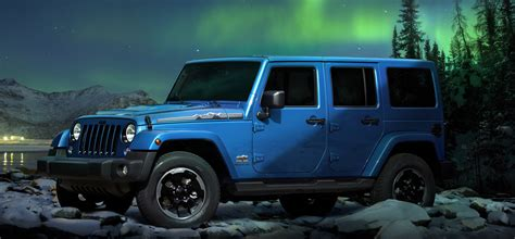 Limited Edition Jeep Wrangler 2014 Jeep Wrangler Polar Limited Edition Photo Gallery