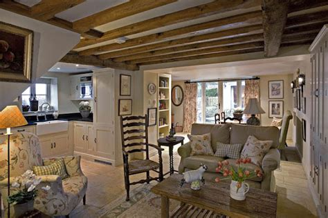 house design tour modern country style cotswold cottage house tour