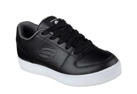 sketcher energy light shoes skechers shoes energy lights elate 90601l blk