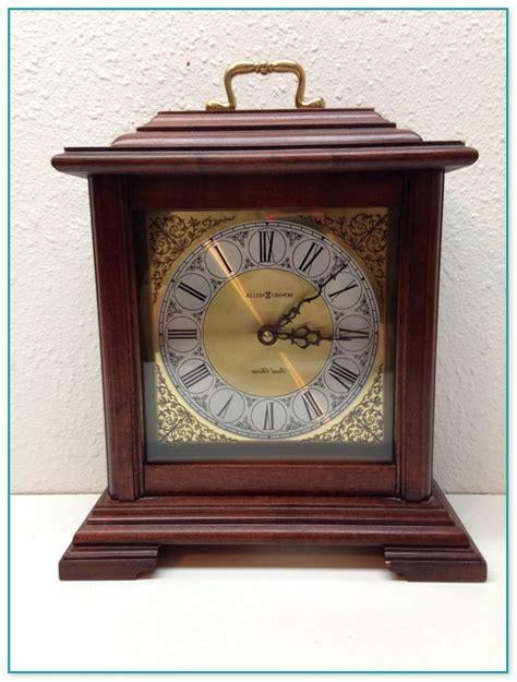 howard miller dual chime clock howard miller dual chime mantel clock