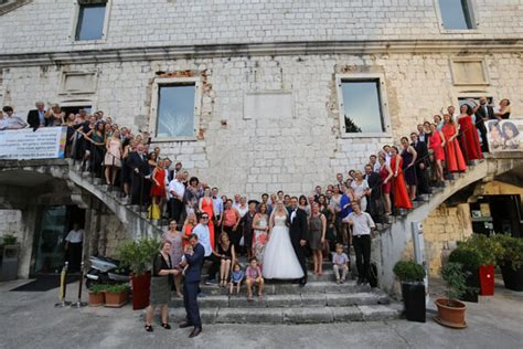 arsenal zadar wedding in zadar croatia industrial hall in old center