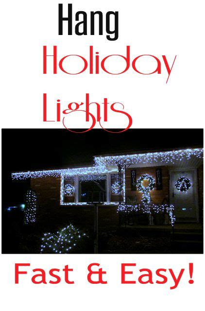 how to hang lights on tree inside best 25 hanging lights ideas on