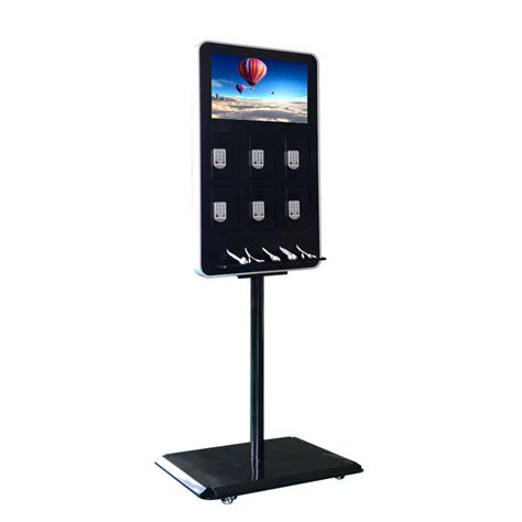 phone charging station 21 5 inch airport charging station cell phone charging