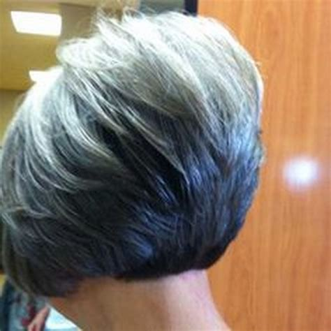 gray hair bob haircuts short hair styles for gray hair