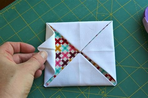 Cathedral Window Quilt Block Tutorial by Cathedral Window Tutorial Quilt Blocks