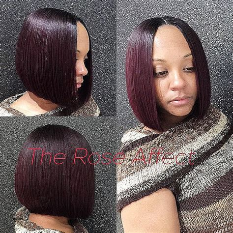 Best 25 Quick Weave Hairstyles Bobs Ideas On Pinterest | bob hairstyle beautiful how to do a quick weave bob