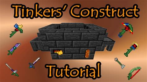 construct 2 online tutorial tinkers construct tutorial basics to endgame tools