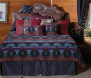 southwest style bedding painted desert southwest bedding my style pinterest
