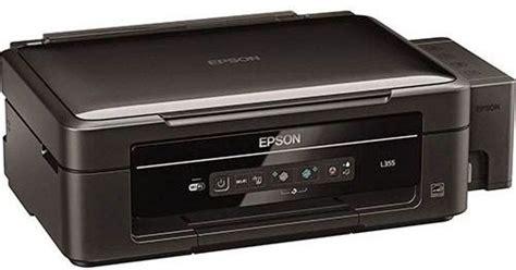 Printer Epson Dan Spesifikasinya harga printer epson l355 sistem infus dan spesifikasinya