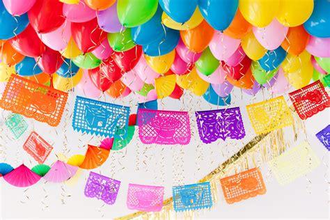cinco de mayo colors how to make a balloon ceiling for cinco de mayo