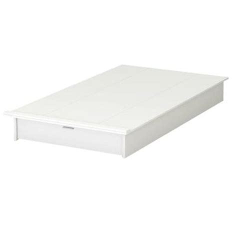 Home Depot Bed Storage by South Shore Furniture Bedtime Story Size Storage