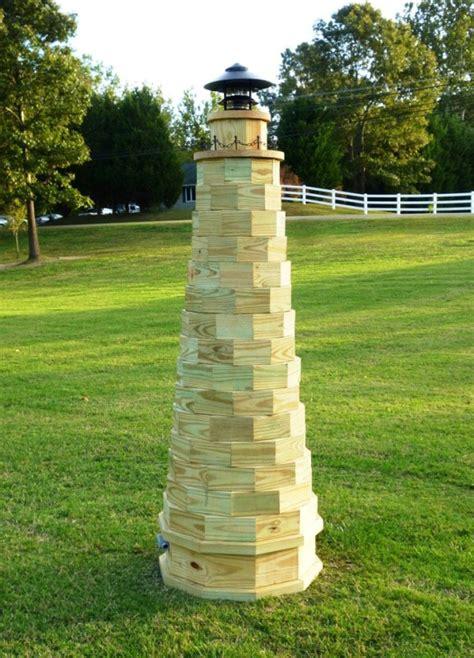 Landscape Timber Lighthouse Wooden Lighthouse Plans Free Wanker For