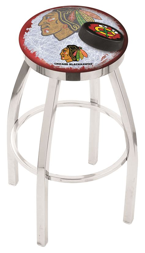 Chicago Stool Chair Inc by Chicago Blackhawks Spectator Chair W Background W