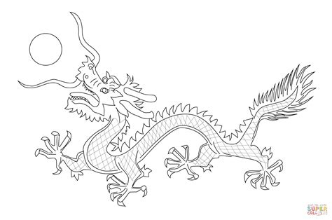 China Flag Coloring Page Coloring Pages China Flag Template