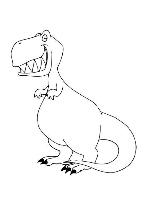 Free Printable Dinosaur Coloring Pages For Kids Dinosaurs Color Pages