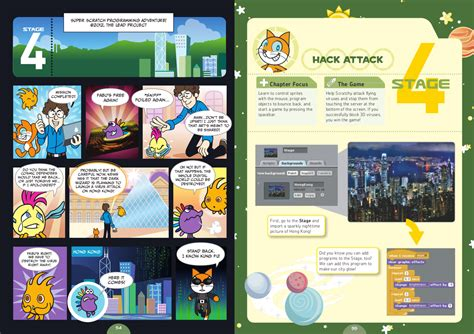 hello scratch learn to program by arcade books book review scratch programming adventure learn
