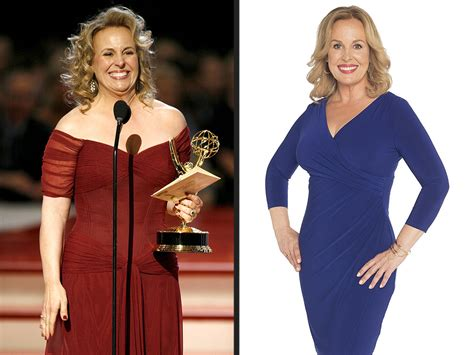 what diet did laura from general hospital do genie francis weight loss actress explains how she lost