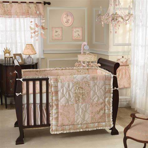 lambs and ivy bedding lambs ivy 7 piece crib bedding set little princess