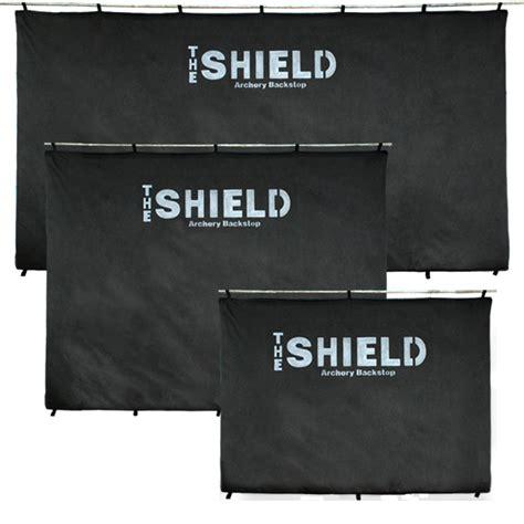 shield archery backstop