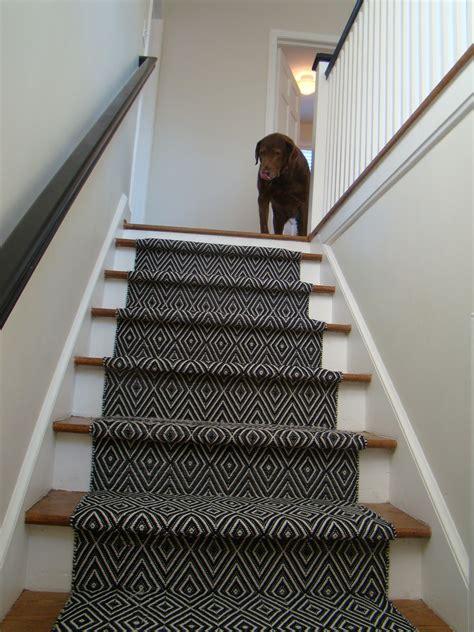 modern stair runners tips tricks alluring stair runner for home interior