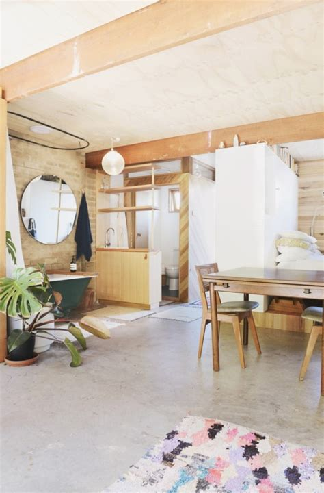 Garage Studio Converts Backyard Garage Into Studio