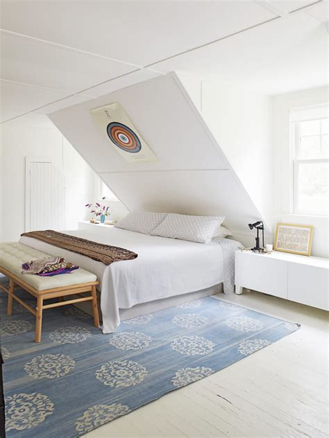 sloped ceiling bedroom photo page hgtv
