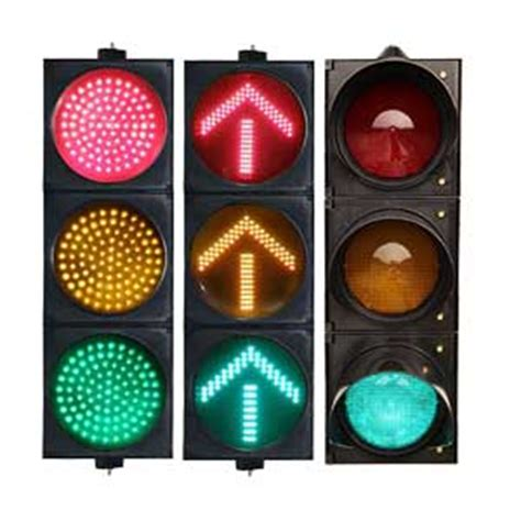 led traffic signal lights 200mm traffic signals lighting sinowatcher its product