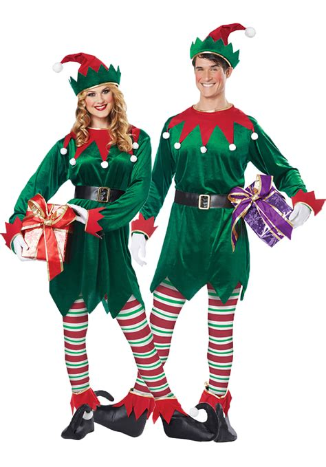 christmas costume ideas for adults unisex santas helper costume escapade 174 uk